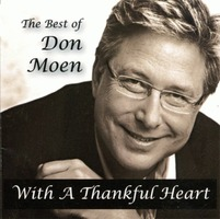 Don Moen BEST - With a Thankful Heart (CD)