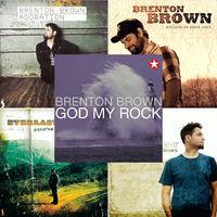 워십리더 Brenton Brown 음반세트 (5CD)