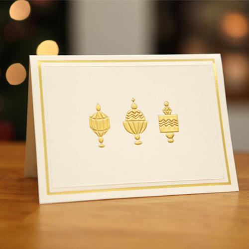 하베스터 크리스마스 카드 - 향유 옥합