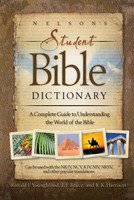 Nelsons Student Bible Dictionary (Paperback)