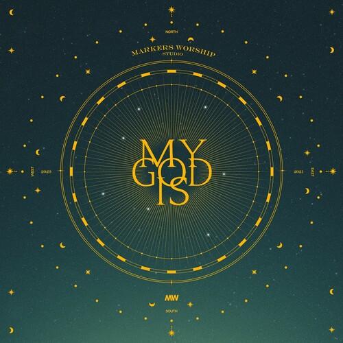 2021 Markers Worship Studio 마커스워십 스튜디오 - MY GOD IS (CD)