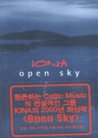 IONA - Open Sky (Tape)