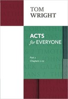 Acts for Everyone Part 1 (PB)