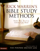 Rick Warrens Bible Study Methods: 12 Ways You Can Unlock Gods Word - 릭 워렌과 함께하는 개인 성경 연구 원서