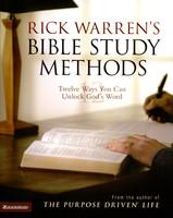 Rick Warrens Bible Study Methods: 12 Ways You Can Unlock Gods Word - 릭 워렌과 함께하는 개인 성경 연구 원서