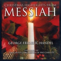 George Frideric Handel - Christmas Highlights From Messiah(CD)