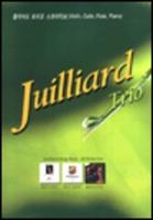 줄리어드 트리오 스코어악보 (Violin, Cello, Flute, Piano)