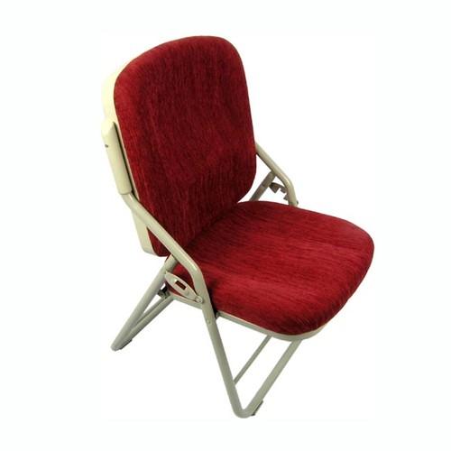 교회용 접이식 의자 EP205M(아래 선반 없음)