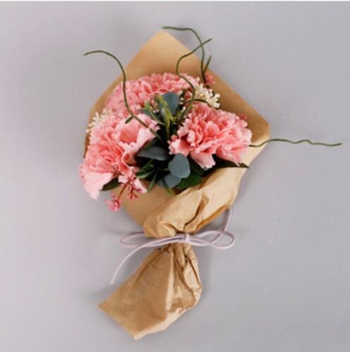 BNL 클래식 카네이션 미니부케 꽃다발  어버이날 스승의날 부부의날 성년의날 선물