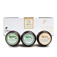 혼합17잡곡+함초굵은소금+쌀다시마 (고급형)