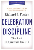 Celebration of Discipline (HB): The Path to Spiritual Growth (Special Anniversary Edition)