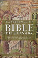 HarperCollins Bible Dictionary, 3d Ed. - Revised & Updated (Hardcover)