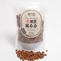 농부의딸 볶은 옥수수 (500g)