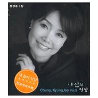 정경주 5집 - 내 삶의 찬양 (CD)