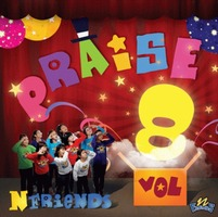 앤프랜즈 - PRAISE 8 (CD)