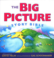 The Big Picture Story Bible (Hardcover)
