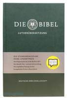 DIE BIBLE - German Bible 루터판 독일어성경(하드커버/외경 미포함/3312)