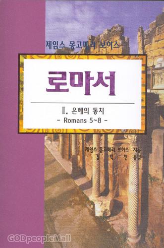 제임스 몽고메리 보이스 로마서 2 - 은혜의 통치