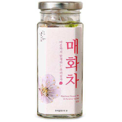 매화차 10g (0.5gx20삼각티백) /꽃차