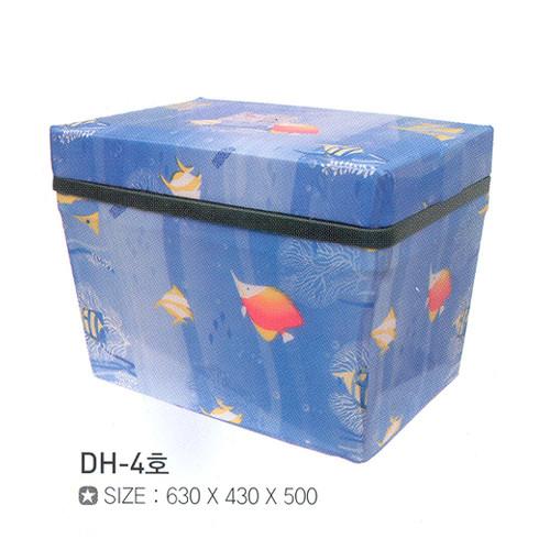 (한셀)뉴팬더 영업/레져용 아이스박스 DH-4호(대)