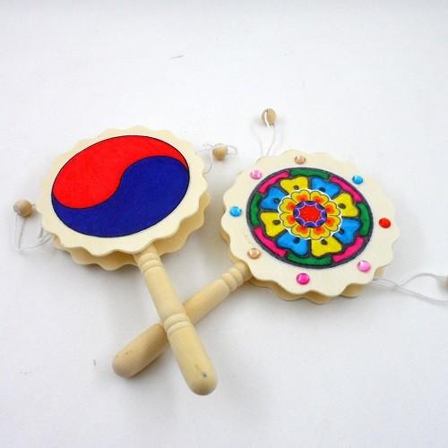 [만들기패키지] 전통문양 미니흔들북 5인용