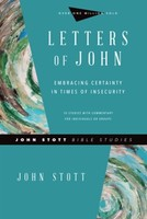 Letters of John: Embracing Certainty in Times of Insecurity (소프트커버)