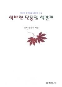 색바랜 단풍잎 책갈피: 시대의 응어리로 곰삭힌 시집
