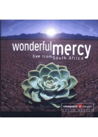 Wonderful Mercy live from South Africa (CD)