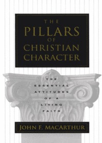 The Pillars of Christian Character: The Basic Essentials of a Living Faith (PB)