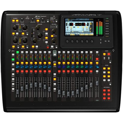 베링거 X32 COMPACT 디지털 믹서