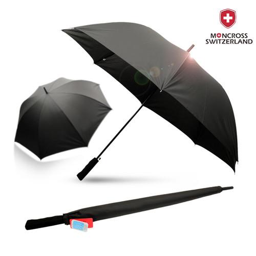 몽크로스 70 화이버 블랙 장우산