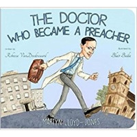 Doctor Who Became a Preacher, the (Board Book)