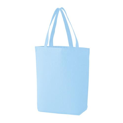 스탠다드 캔버스 무지 에코백-라이트 블루