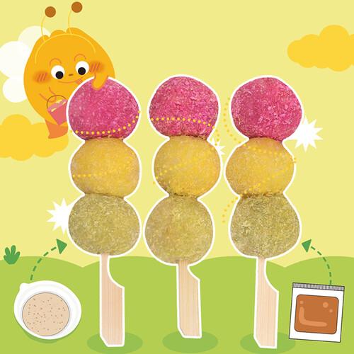 요리하는떡카소 꿀떡팝스 만들기 쿠킹박스