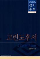 대한기독교서회 창립 100주년 기념 성서주석 39 (고린도후서)