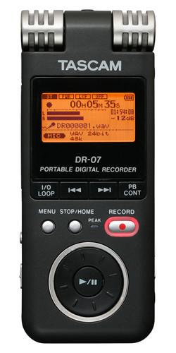 Tascam DR-07 휴대용 디지털 레코더