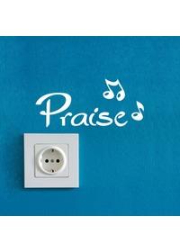 미니레터링 - Praise(찬양)