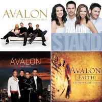 아발론 음반세트(4CD)