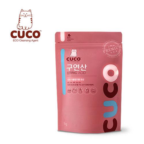 CUCO 구연산 1kg/5kg 오스트리아산
