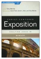 Exalting Jesus in Romans (Paperback)