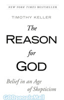 The Reason for God - Belief in an Age of Skepticism - 살아있는 신 원서