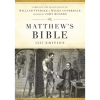 The Matthews Bible : 1537 Edition - 매튜성경