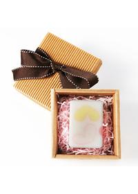 선물에 꽃바람이 불어요~천연 아로마 비누 선물세트 (중형비누/120g)