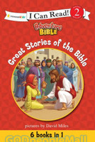 Great Stories of the Bible (HB) (I Can Read! / Adventure Bible)