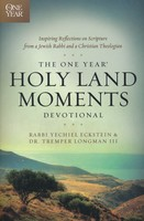 One Year Holy Land Moments Devotional (소프트커버)