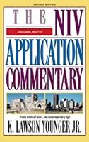 NIVAC: Judges, Ruth, Rev Ed  (NIV Application Commentary) (Hardcover)