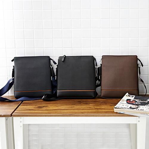 핸드메이드 고급 서류 가방 크로스백(A-015/Y002)
