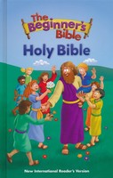 NIrV: Beginners Bible, Holy Bible (양장본) (Sereis: Beginners Bible)