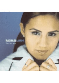 Rachael Lampa 레이철 람파 - Live for You (CD)