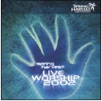 Spring Harvest Live Worship 2002 (CD)